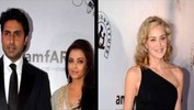 Abhishek & Aishwarya's Date Night With Sharon Stone