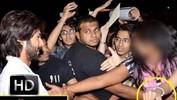 Shahid's Bodyguard MOLESTS A Female Fan?