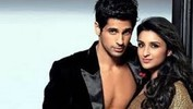 Sidharth Malhotra And Parineeti Chopra Spotted On The Sets Of 'Dance India Dance'