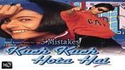 Kuch Kuch (MISTAKES) Hota Hai! See Now - Shahrukh, Kajol, Rani