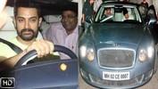 Aamir Khan's 10 CRORE CAR