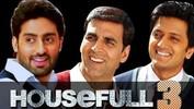 Abhishek, Akshay & Ritesh In Housefull 3