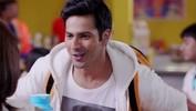 Varun Dhawan does a 'Barfi' - Main Tera Hero (Dialogue Promo 4)
