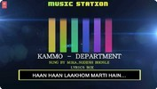 Kammo Full Song - Department Movie