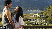 Milne Hai Mujhse Aayi - Aashiqui 2 Full Song with Lyrics - Aditya Roy Kapur, Shraddha Kapoor