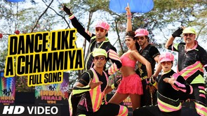 OFFICIAL: 'Dance Like a Chammiya' Full VIDEO Song - Happy New Year - Shah Rukh Khan