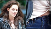 Twilight Hot Stuff Kristen Stewart EXPOSES Her Belly