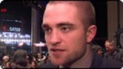 Twilight Hunk Robert Pattinson arrives at the Berlinale
