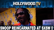 Snoop Lion hits the red carpet at SXSW for Reincarnated!!