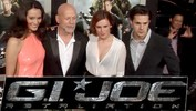 GI Joe Retaliation Unseen : Bruce Willis, Dwayne Johnson, Channing Tatum