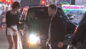 Jack Reynor & Madeline Mulqueen depart GI Joe Retaliation After Party in Hollywood