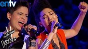 The Voice Season 4 - Battle Rounds feat Judith Hill and Karina Iglesias