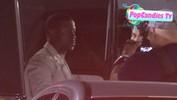 Kevin Hart arrives at Avalon in LA