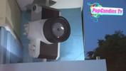 Giant Paparazzi Camera in Westwood