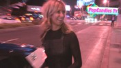 Lady Victoria Hervey escapes Bootsy Bellows in West Hollywood
