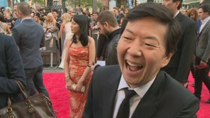 The Hangover Part III premiere: Ken 'Chow' Jeong interview