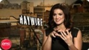 Gina Carano Talks HAYWIRE With Funrahi AMC