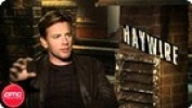 Ewan McGregor Talks HAYWIRE With Funrahi AMC