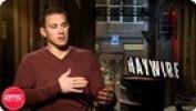 Channing Tatum Talks HAYWIRE With Funrahi AMC