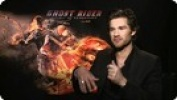 """Super Dick"" Johnny Whitworth on acting in ""Ghost Rider"""