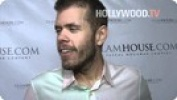 Perez Hilton at House of Glam