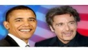 Al Pacino Honoured By U.S President Barack Obama
