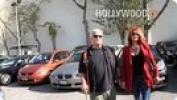Arnold Schwarzenegger, Jeff Goldblum, Kate Mara, Rachel Zoe all in Beverly Hills