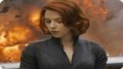 Scarlett Johansson in 'Iron Man 3'?