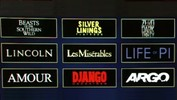 Oscar Nominations 2013 FULL LIST OF NOMINEES Lincoln, Django Unchained, Les Miserables