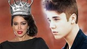Justin Bieber Is A Douchebag Says Miss Universe