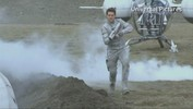 Oblivion: Tom Cruise wants bubbleships to be invented after filming new sci-fi movie Oblivion