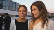 Lesbian love story scoops top prize at Cannes