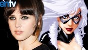 Felicity Jones As Black Cat in Amazing Spider-Man 2