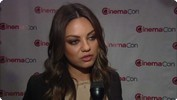 James Franco & Mila Kunis Talk 'Oz: The Great and Powerful' At Disney's CinemaCon