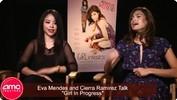 """Eva Mendes and Cierra Ramirez Talk """"Girl In Progress"""""""