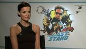 'The Last Stand' Jamie Alexander Interview