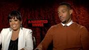 'A Haunted House' Star Marlon Wayans: 'I Got Twice the Meat' as Channing Tatum