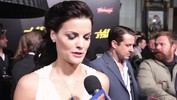 Jaimie Alexander 'The Last Stand' Premiere Interview