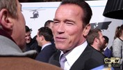 Arnold Schwarzenegger 'The Last Stand' Premiere Interview