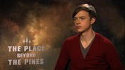 'The Place Beyond the Pines' Dane DeHaan Interview