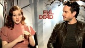Jane Levy & Fede Alvarez - Evil Dead Interview
