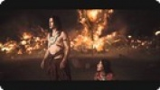 Taylor Kitsch and Lynn Collins on Mars in 'John Carter'