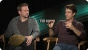 Dermot Mulroney & Dallas Roberts Interview - The Grey
