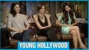Selena Gomez & Co-Stars Take a Risk With SPRING BREAKERS