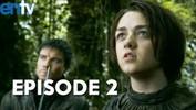 Game of Thrones Season 3 Episode 2 : Dark Wings Dark Words Recap